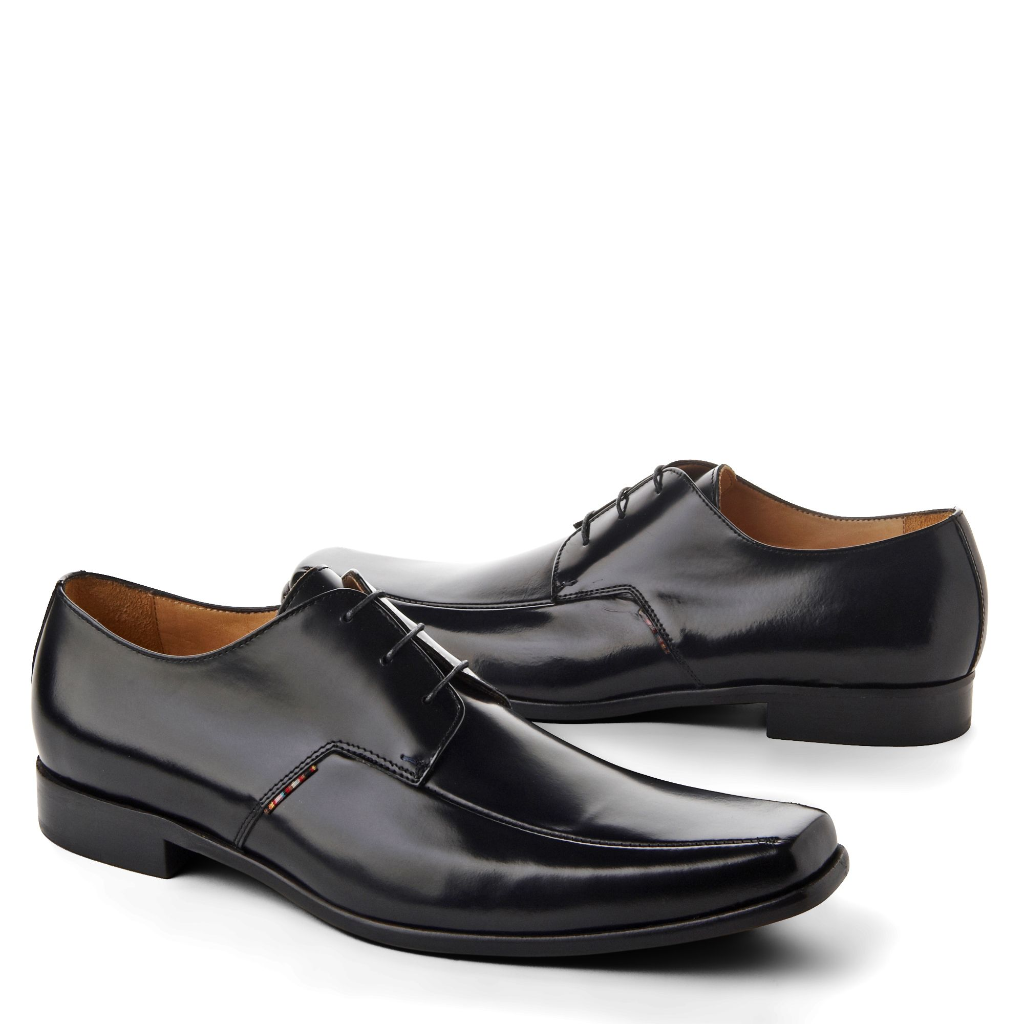 paul smith kenton 2 shoes in black for lyst
