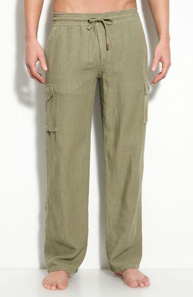 Cool 148 New York Womens WideLeg Linen Pants KhakiMade From Linen