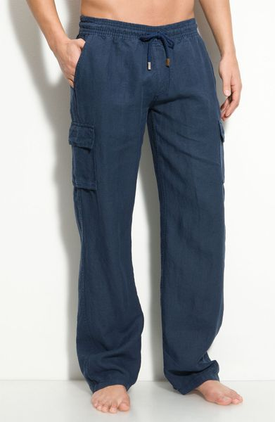 Simple Allen Allen Linen Beach Pant Lapis Women39s Casual Pants Navy