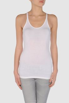 T By Alexander Wang Tops - Lyst