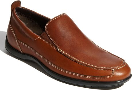 Cole Haan Air Jameson Venetian Loafer in Brown for Men (bourbon)