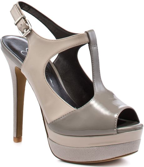 Jessica Simpson Elso - Clapton Grey in Gray (grey)