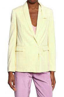 3.1 Phillip Lim Fluid Twill with Scarf Collar Jacket - Lyst