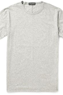 Dolce & Gabbana Cotton T-shirt - Lyst