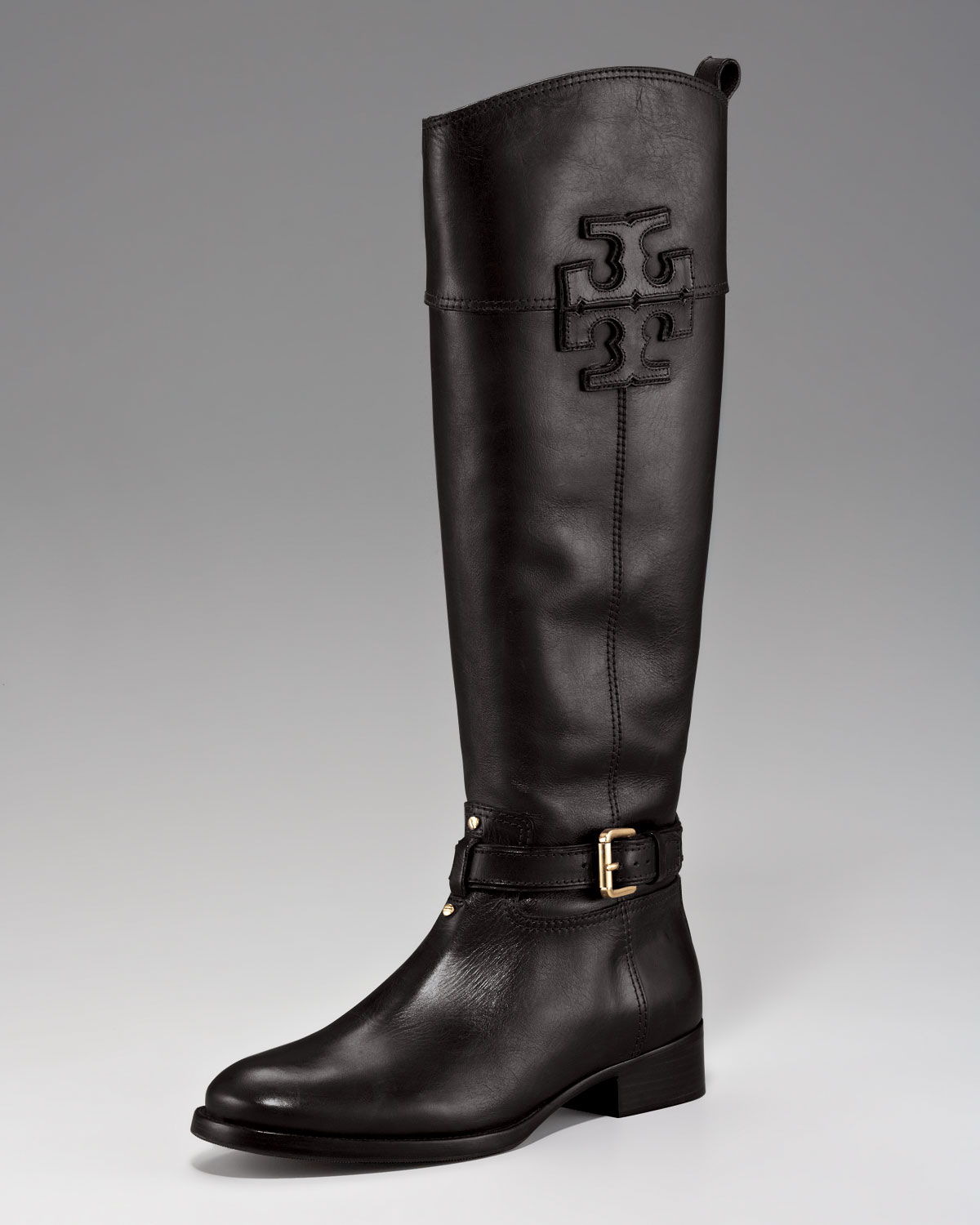 buy cheap pay with paypal Tory Burch Patent Leather Knee-High Boots cheap sale wide range of zgS77