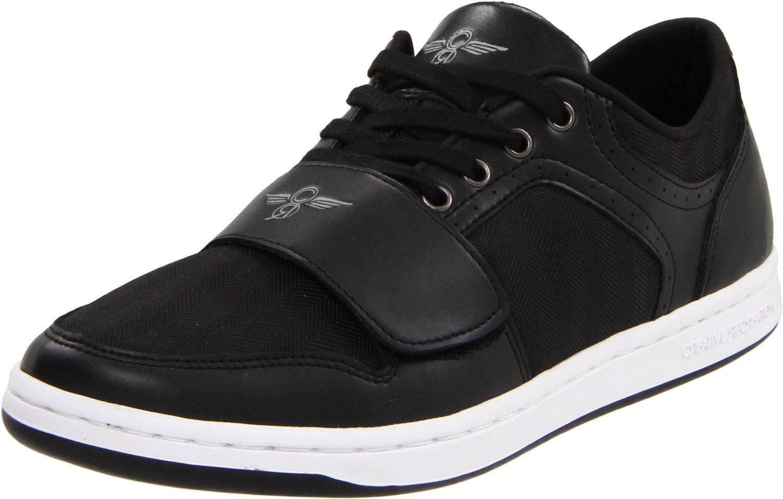 Creative Recreation Mens Cesario Low Sneaker in Black for ...