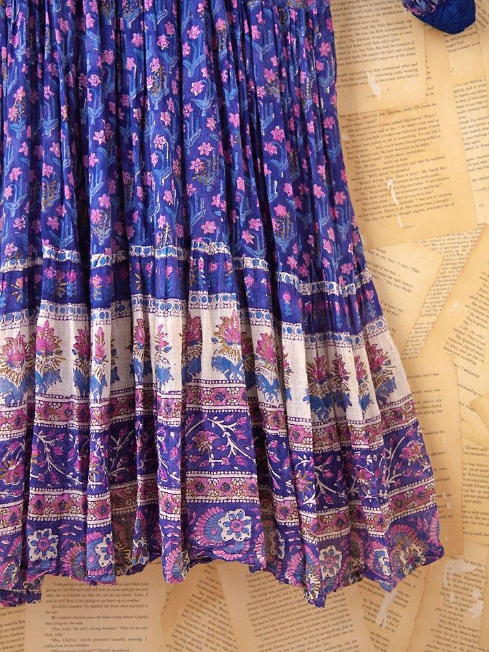 Vintage Indian Dresses
