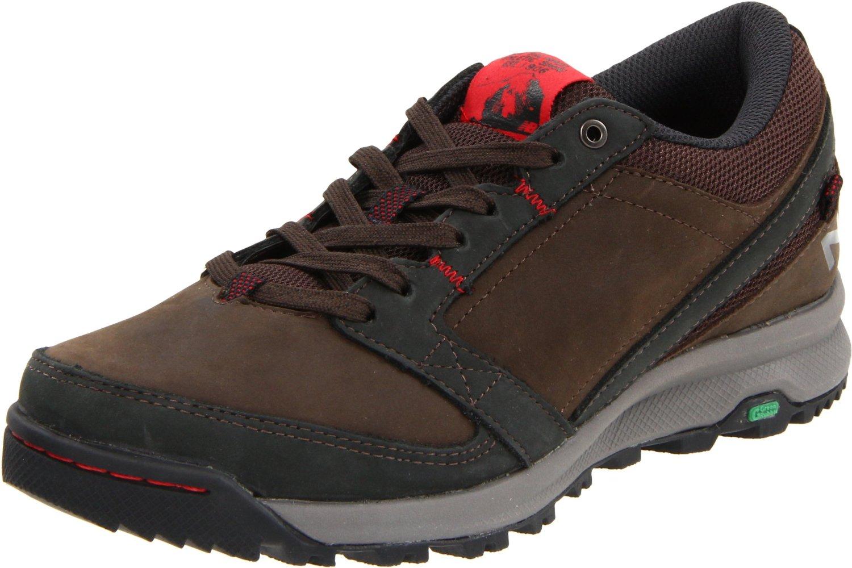 Brown New Balance Walking Shoes