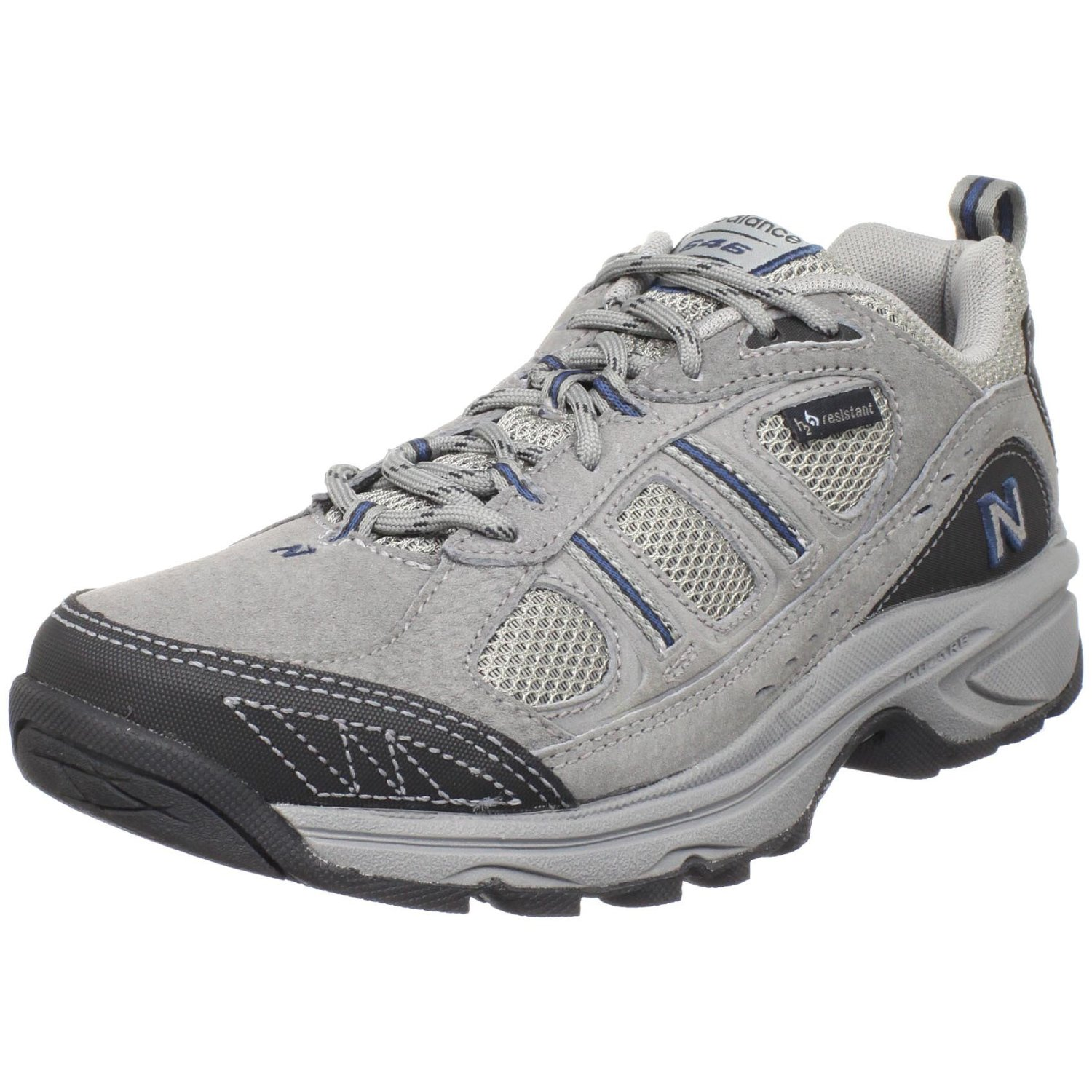 New Balance Mens Mw646 Outdoor Country Walking Shoe In