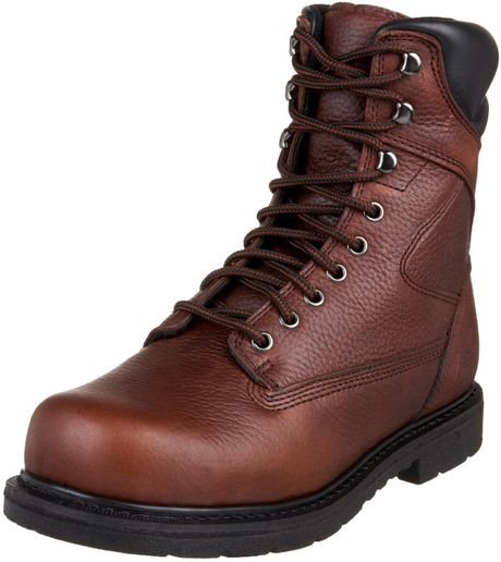 Red Wing Steel Toe Boots For Men Red Wing Steel Toe Boots For