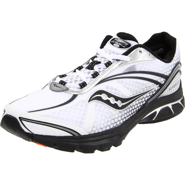 Saucony Kinvara  Mens Shoes Black White