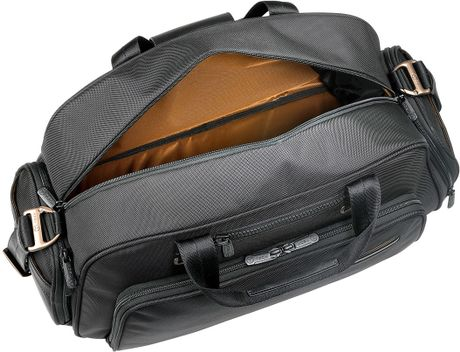 Tumi T Tech Carry On Duffel Bag In Black For Men Lyst