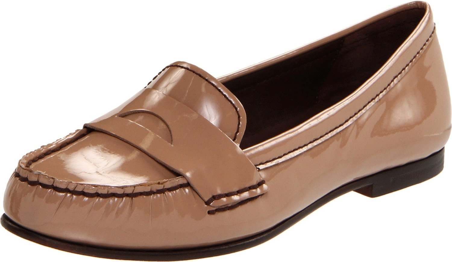 cole haan cole haan womens sloane penny loafer in brown. Black Bedroom Furniture Sets. Home Design Ideas