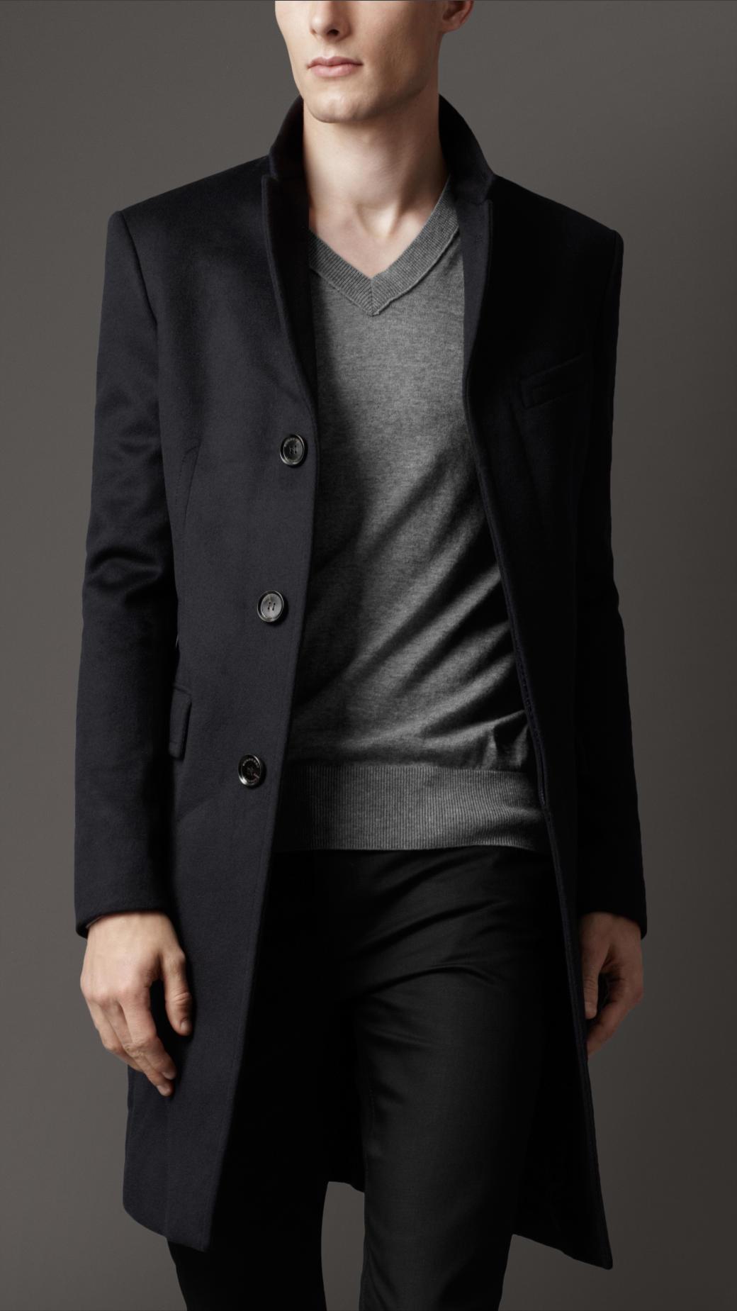 Mens Long Wool Overcoats Uk - All The Best Coat In 2017