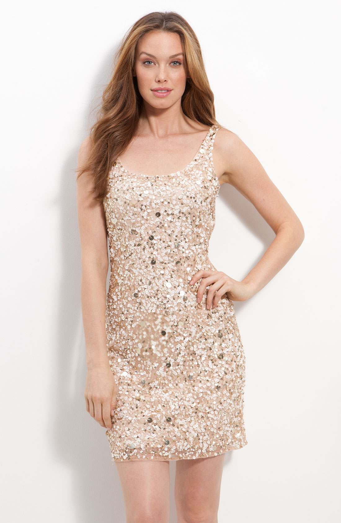 Short Sequin Party Dresses