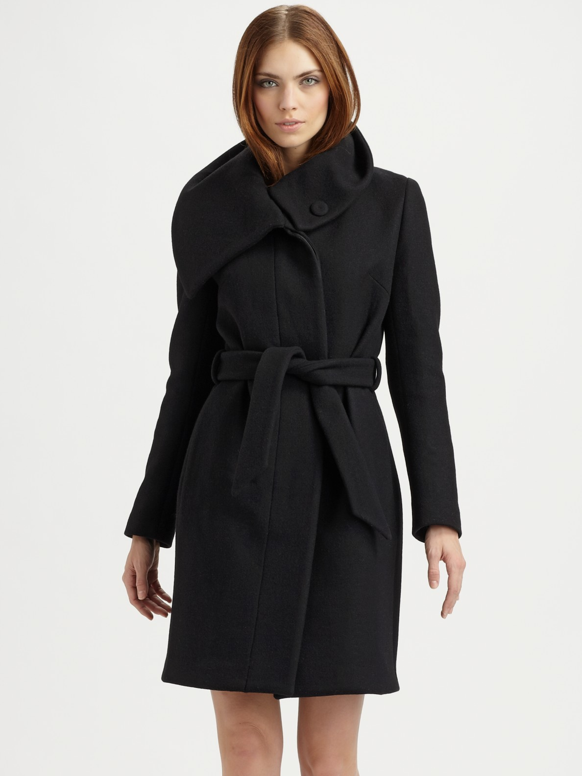 Find great deals on eBay for womens black belted wool trench coat. Shop with confidence.