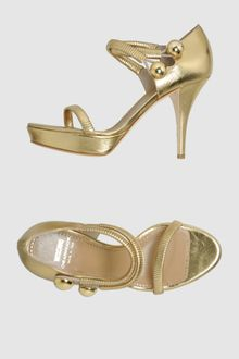 Love Moschino Platform Sandals - Lyst