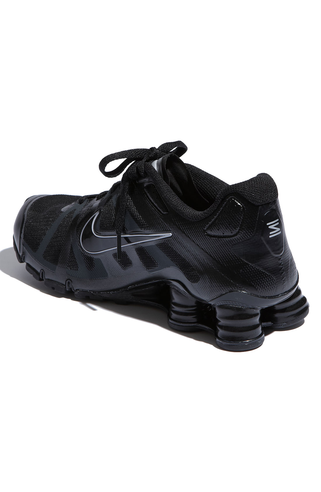 best cheap 1d250 a5219 ... PretoLaranja nike shox roadster black Nike Shox Roadster Trail Running  Shoe in Black for Men Lyst ...