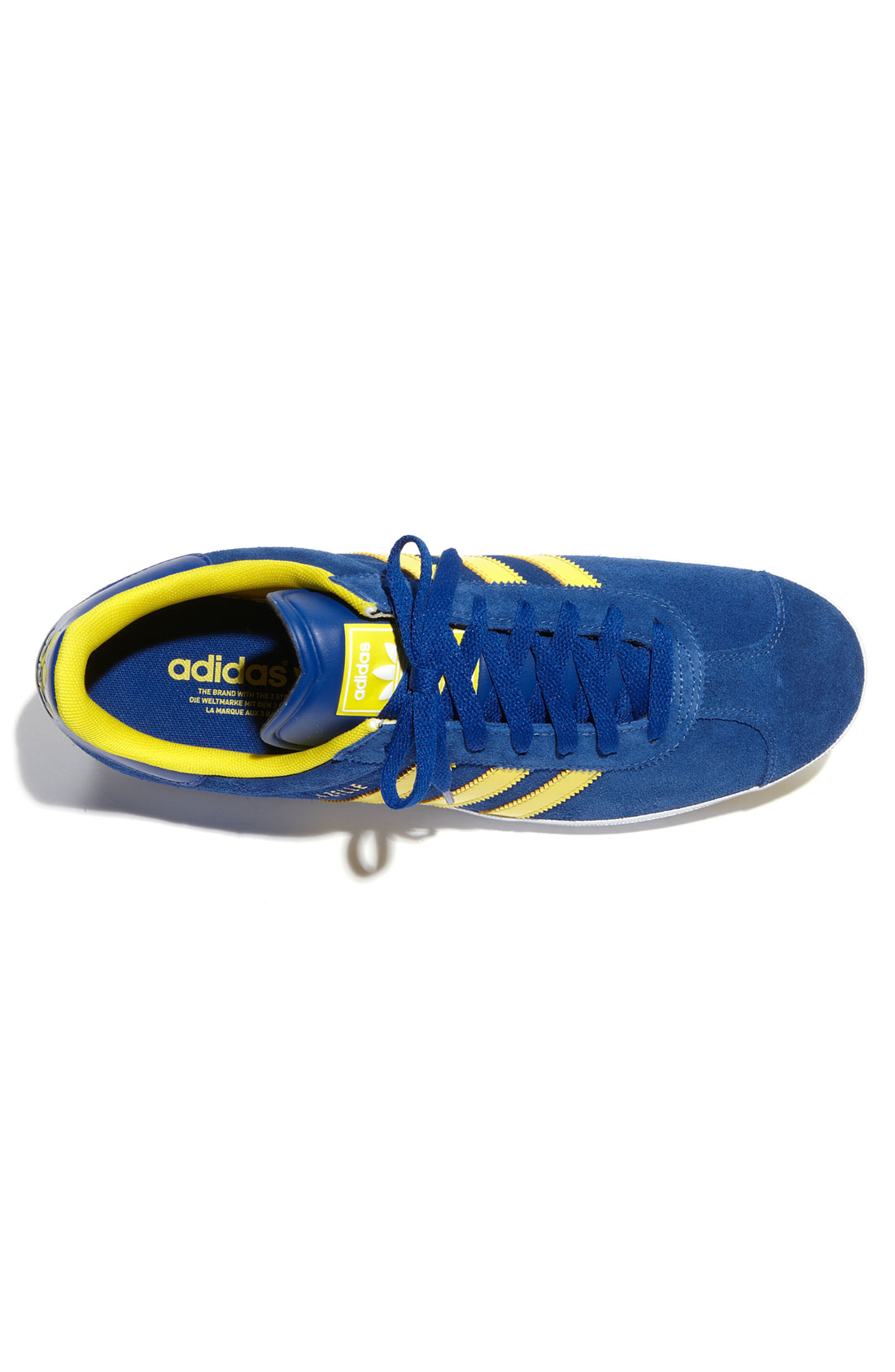 Adidas Gazelle Indoor Black Collegiate Royal White