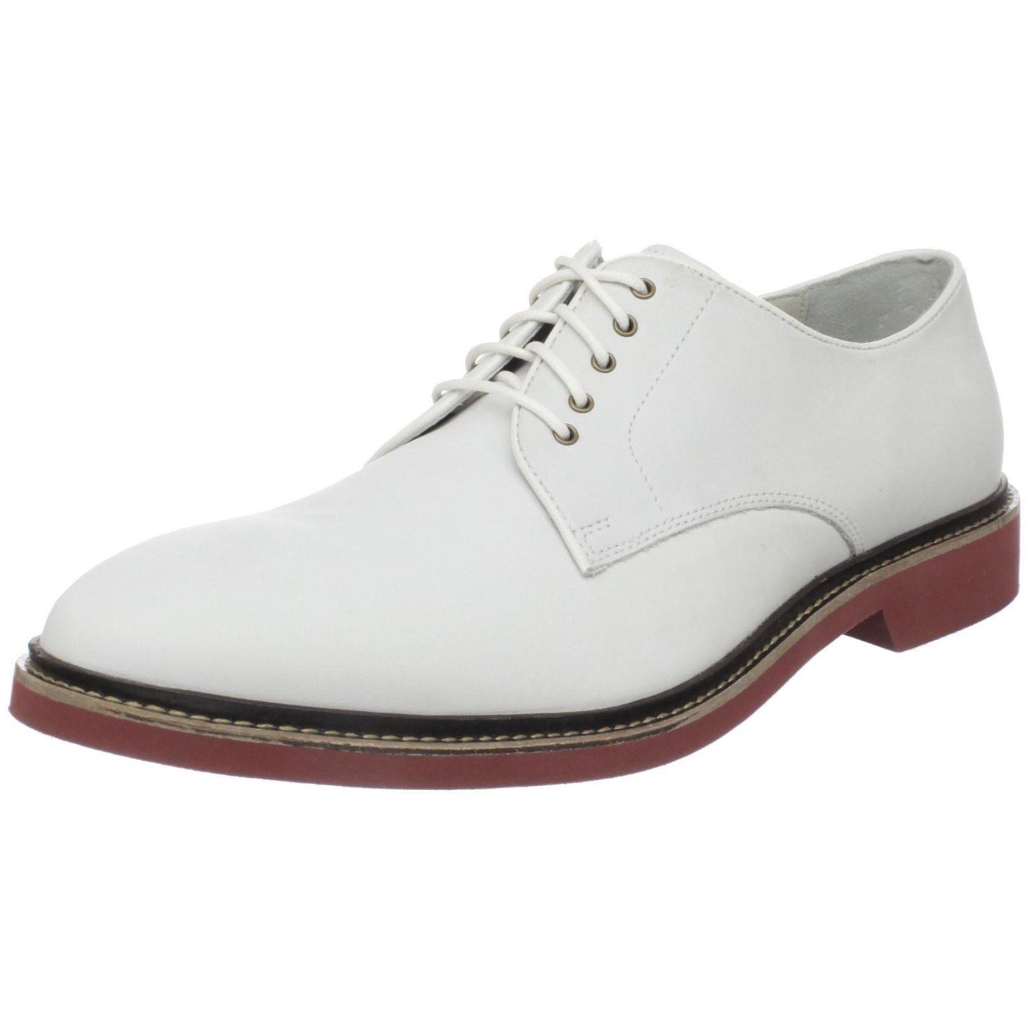 cole haan mens air franklin pln oxford in white for