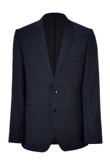 D&G Navy Two-button Blazer - Lyst