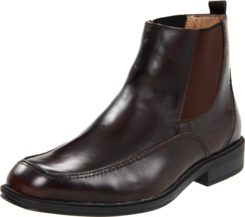 florsheim mens brawner gored boot in brown for lyst