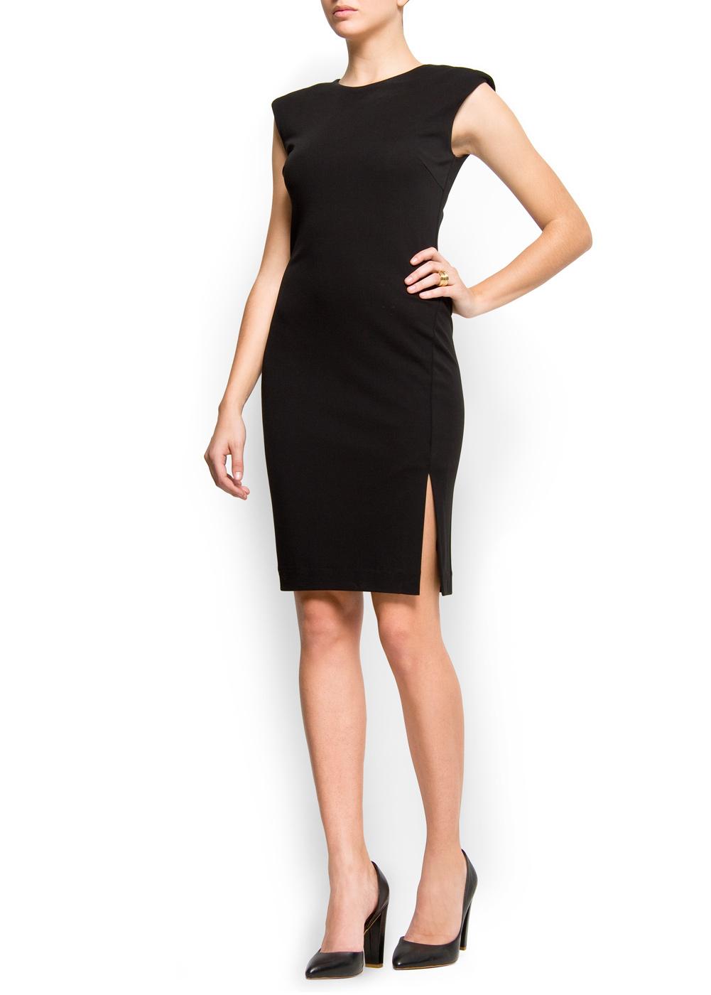 Straight cocktail dress