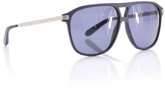 Marc By Marc Jacobs Navy Sunglasses - Lyst