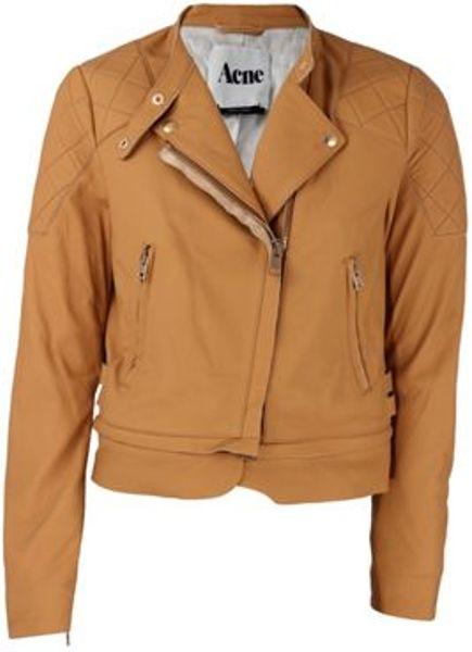 Acne Studios Jacket in Brown (tan)
