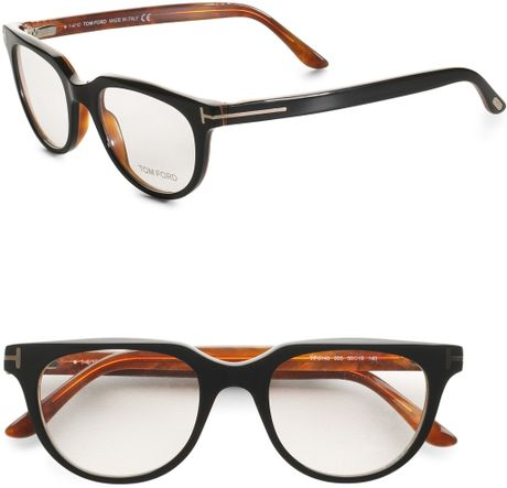 Tom Ford Vintage Acetate Frames in Black for Men