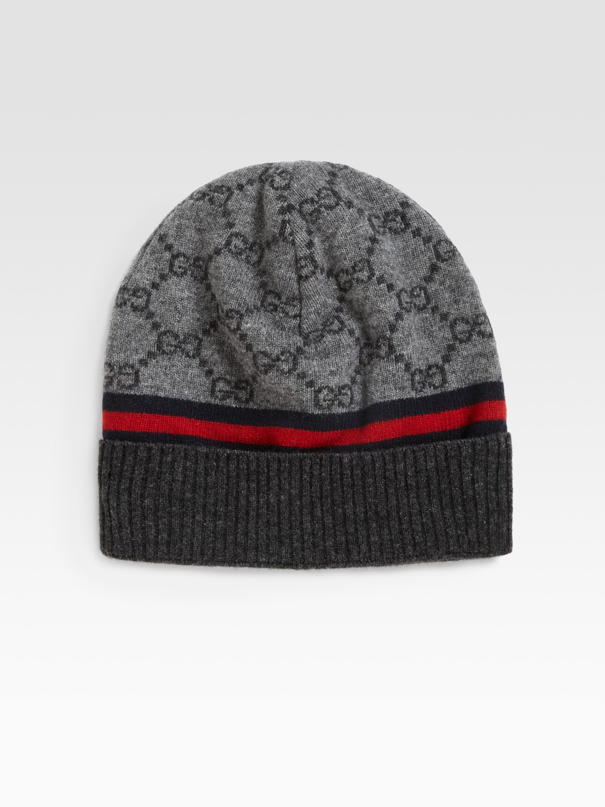 Lyst Gucci Arwin Hat In Gray For Men