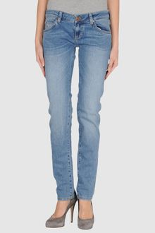 Calvin Klein Jeans Denim Trousers - Lyst