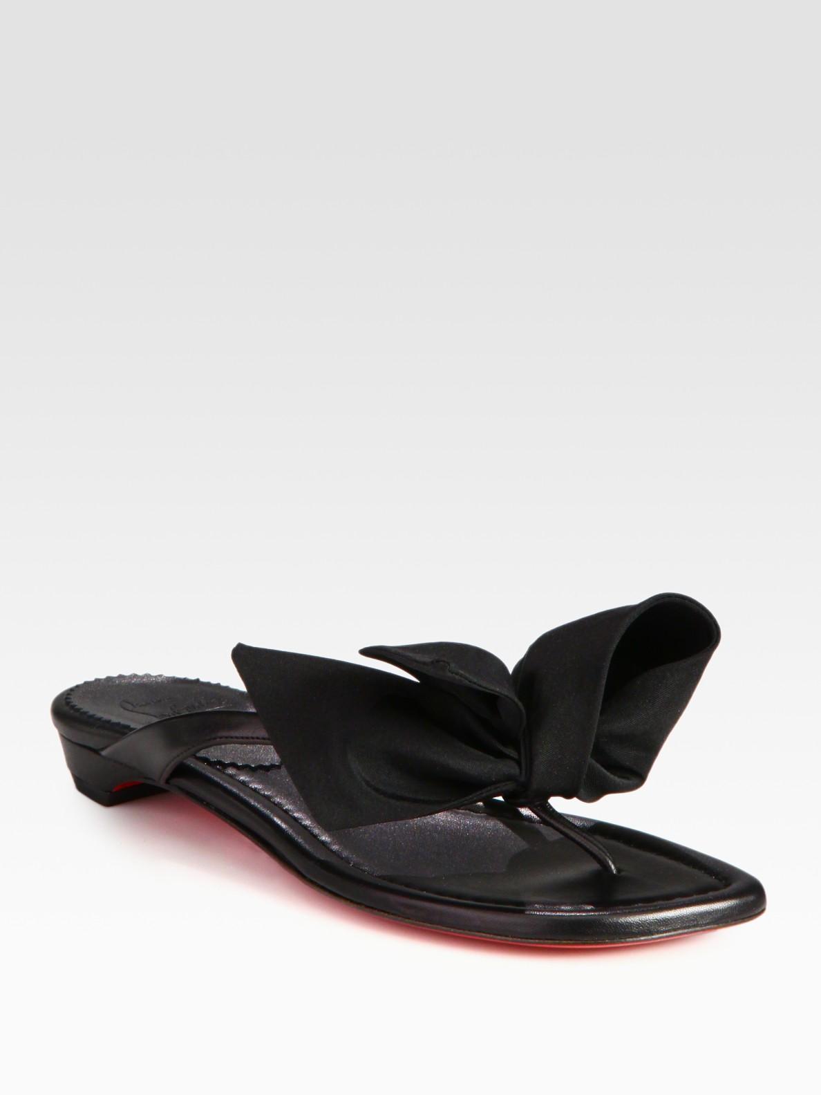 boutin shoes - Artesur ? christian louboutin thong slide sandals