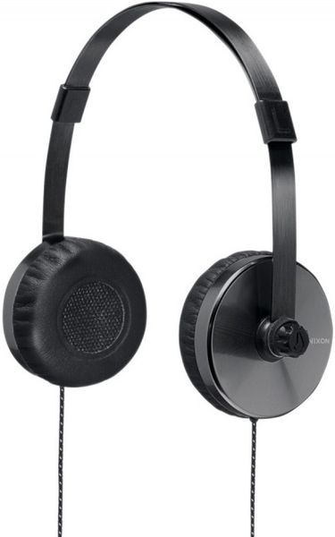 Nixon Headphone Apollo in Black for Men