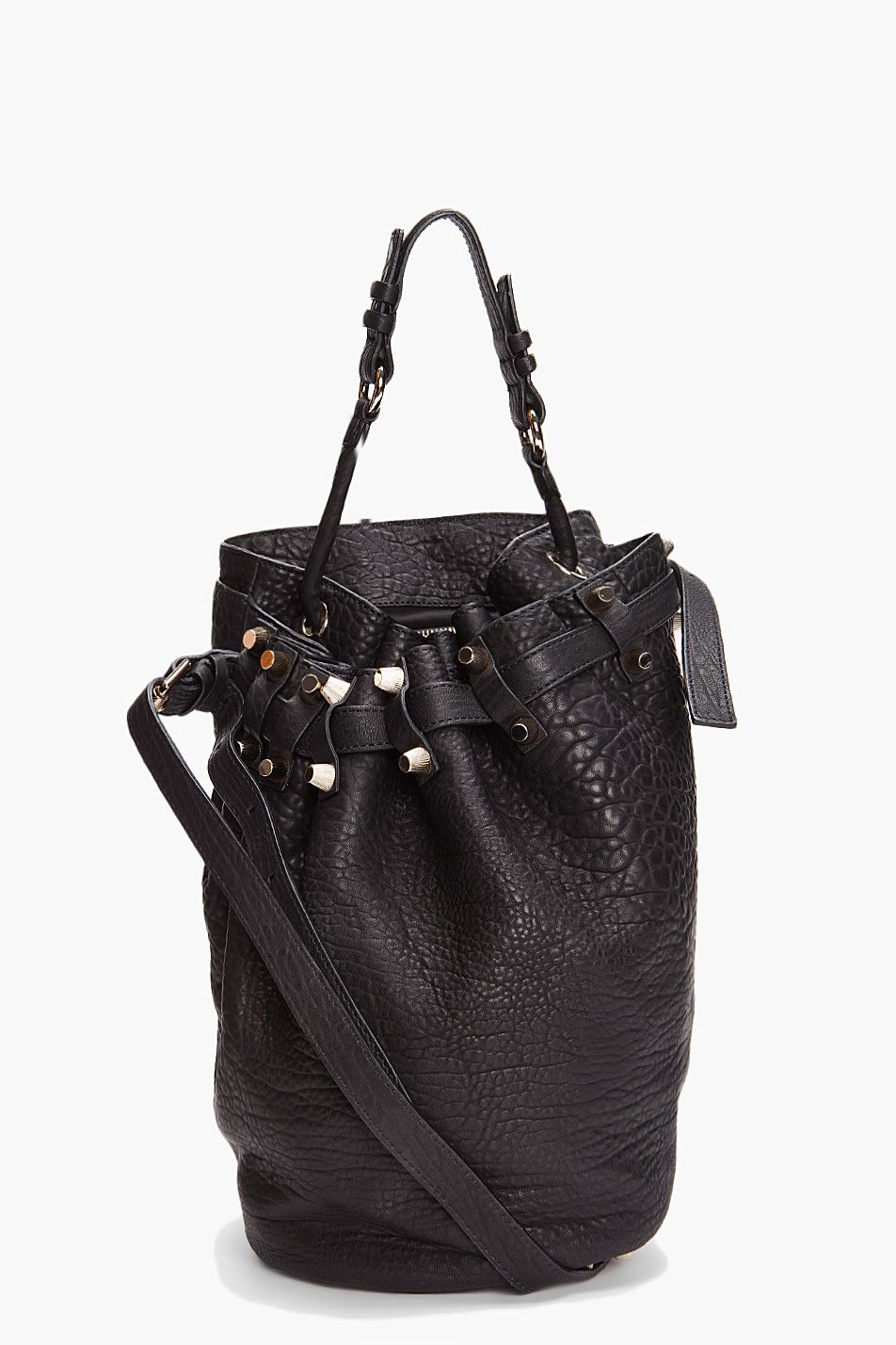 Alexander Wang Rocco Bag Item ID: C Categories: Consignment, Womens, Bags & Wallets Tags: Alexander Wang, alexander wang bag, consignment bag, desginer handbag, designer bag Feel like a rockstar with this studded bag by Alexander Wang.