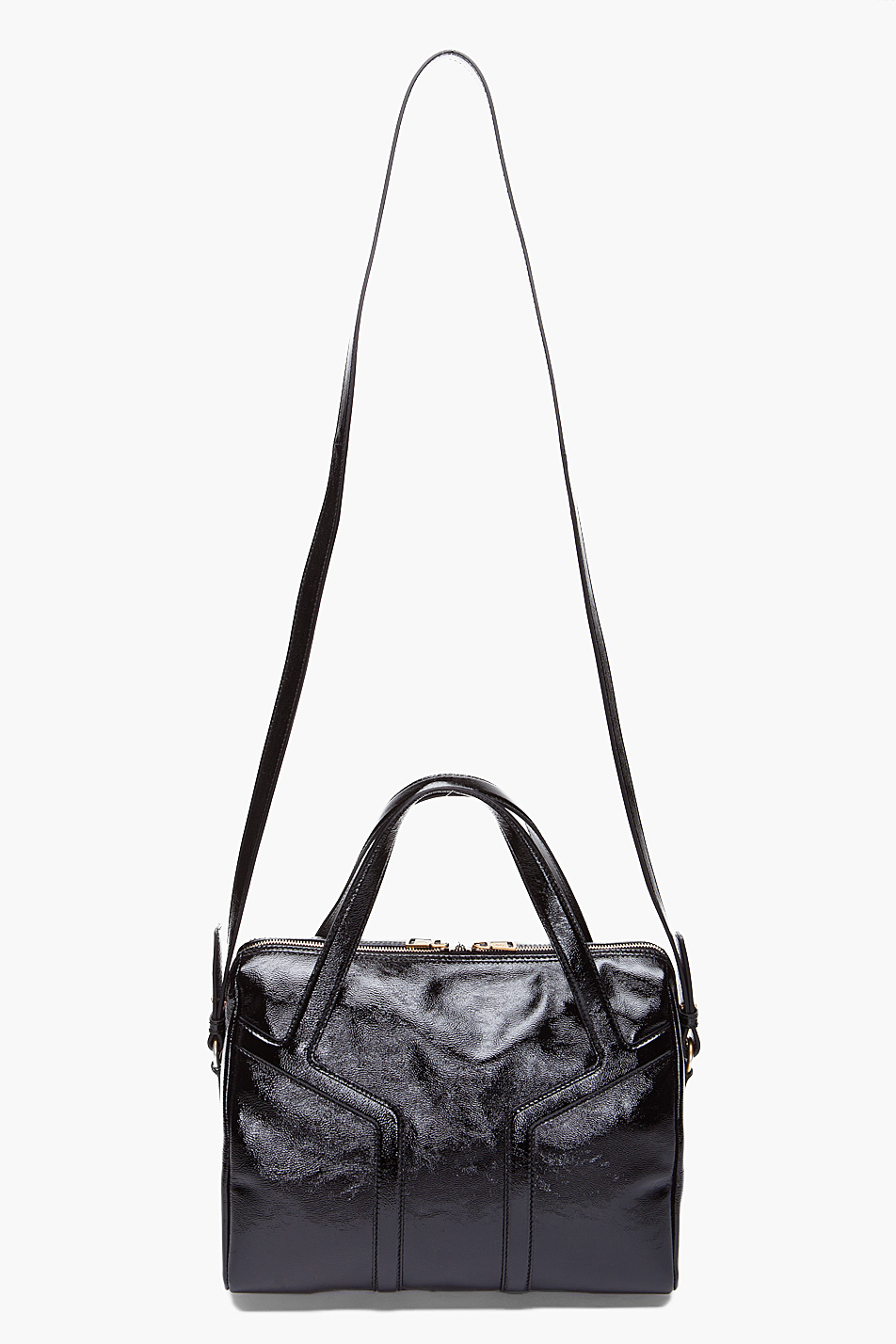 Yves Saint Laurent Monogram West Hollywood Shoulder Bag
