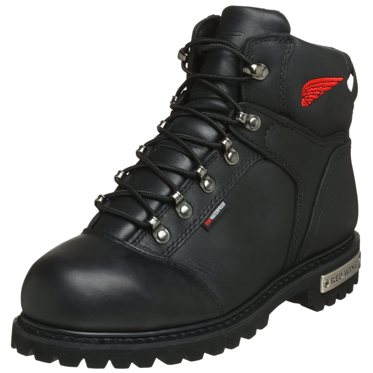 Steel Toe Motorcycle Shoes