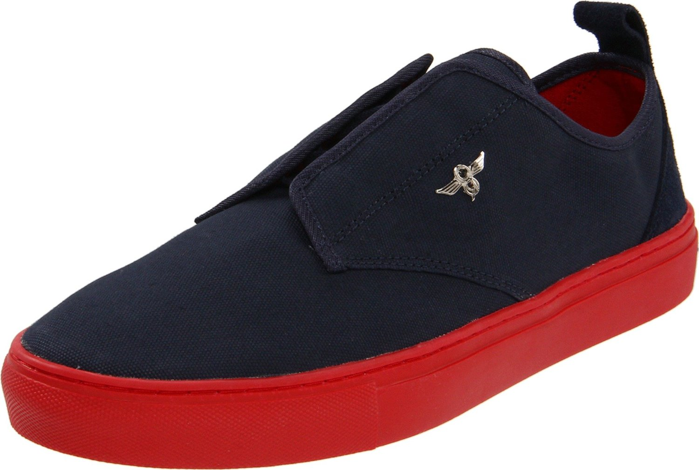creative recreation mens lacava fashion sneaker in blue