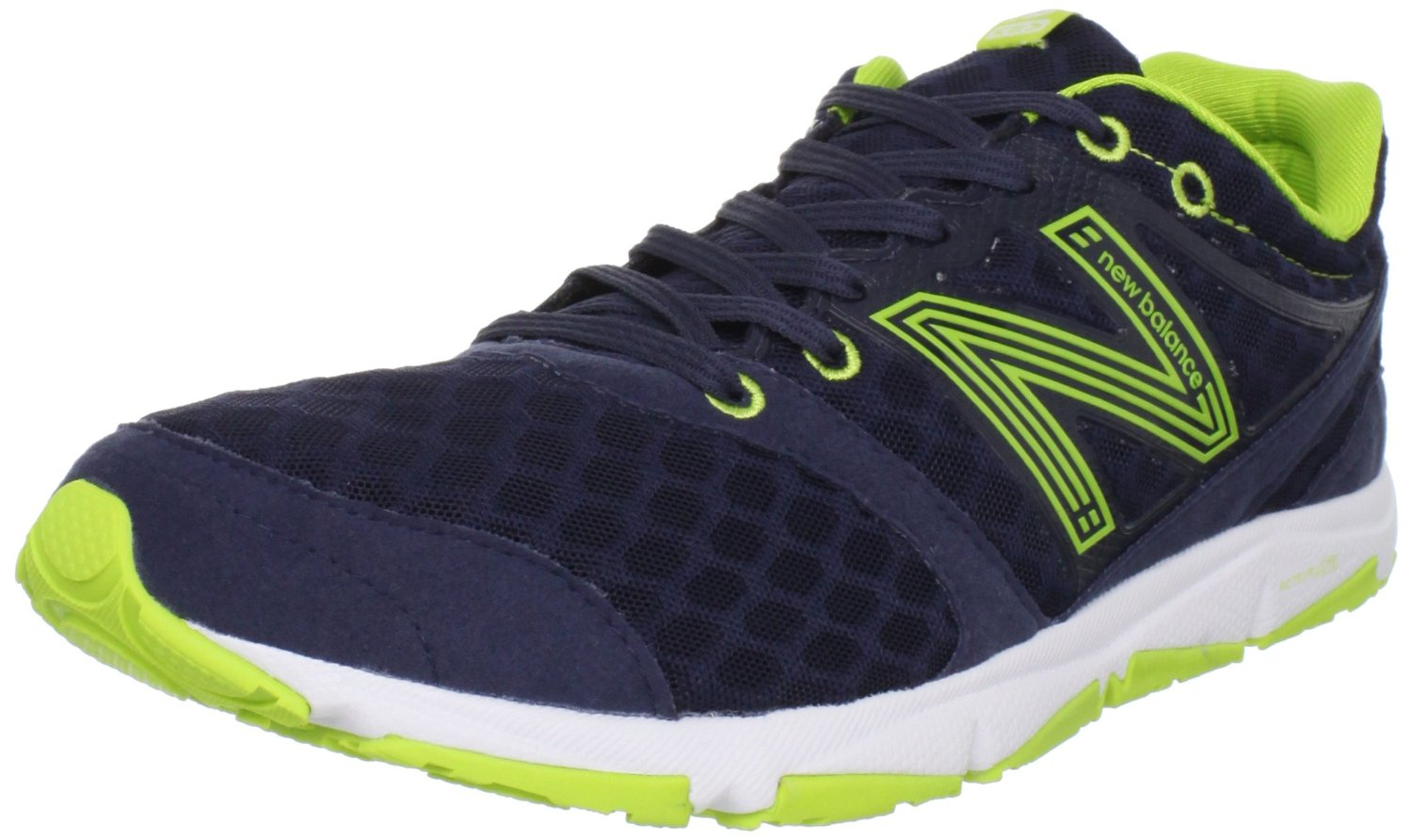 New Balance Mens M730 Running Shoe In Blue For Men Navy