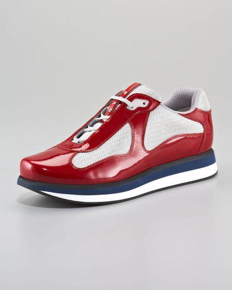 small prada bag - Americas Cup Prada Sneakers | Cars Chat