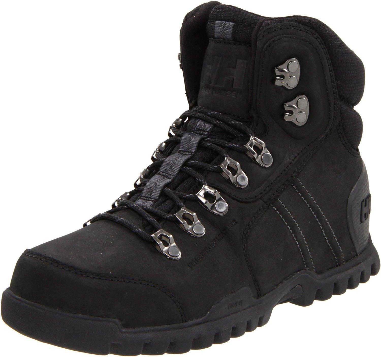 Helly Hansen Mens Mission Winter Boot In Black For Men