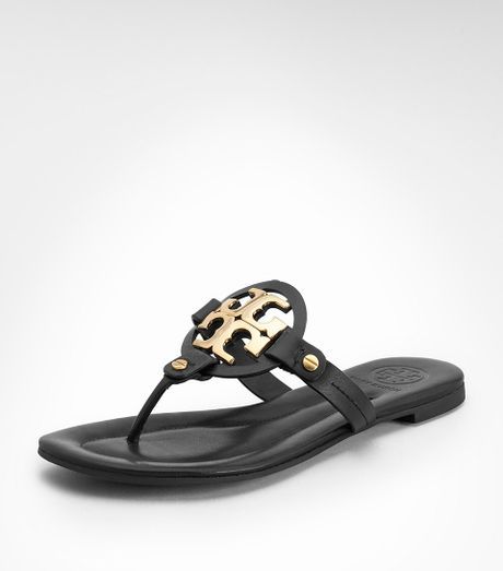 Tory Burch Miller 2 Sandal in Black