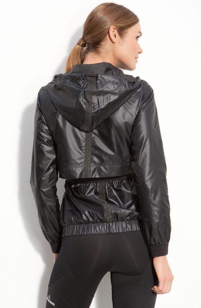 Stella mccartney leather jacket