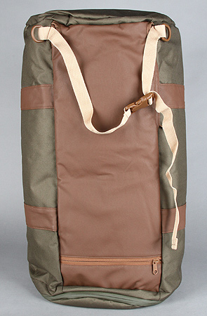 05520c6d820c64 Lyst - Vans The Joel Tudor Duffle Ii Bag in Tank Green in Green for Men