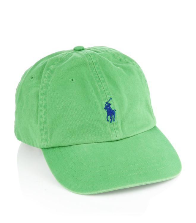 efda18fa Polo Ralph Lauren Classic Sport Cap in Green for Men - Lyst