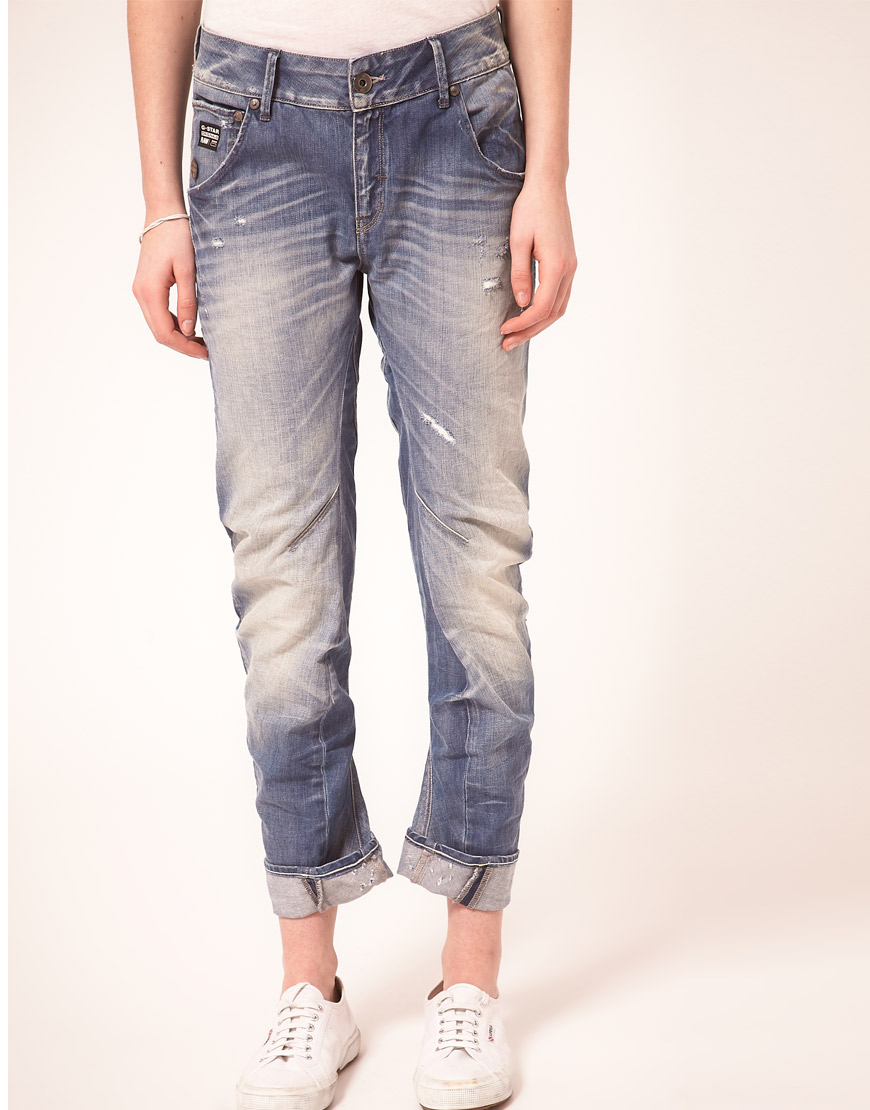 8137579b1ca Lyst - G-Star RAW G Star Arc 3d Loose Tapered Jeans in Blue