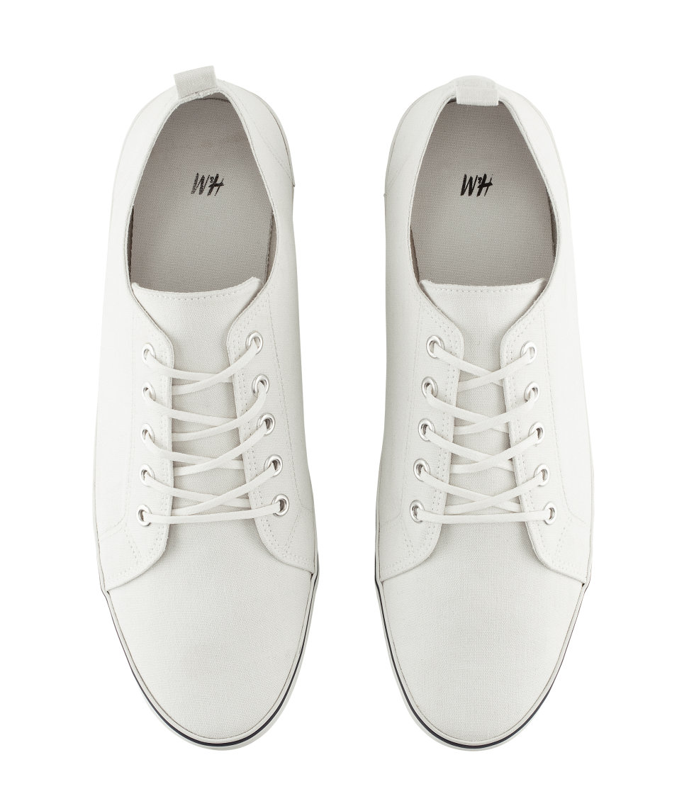 Image result wey dey for H&M White Sneakers