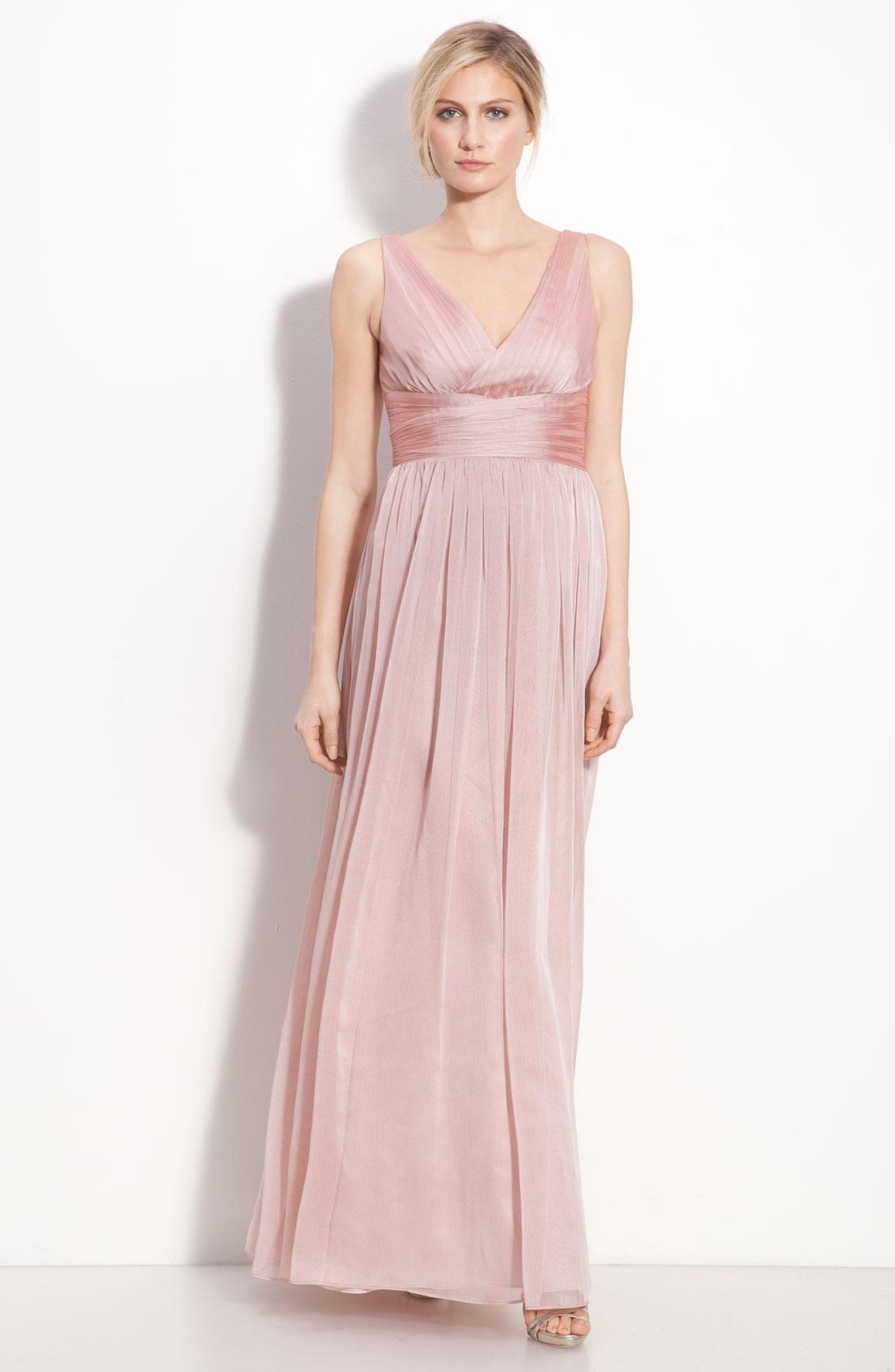 Monique Lhuillier Bridesmaid Dresses