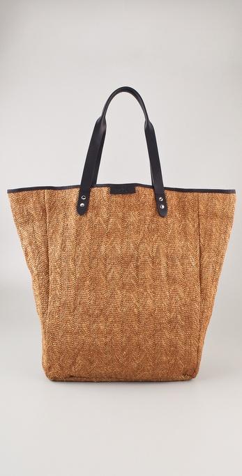 Rag & bone Beach Bag in Brown | Lyst