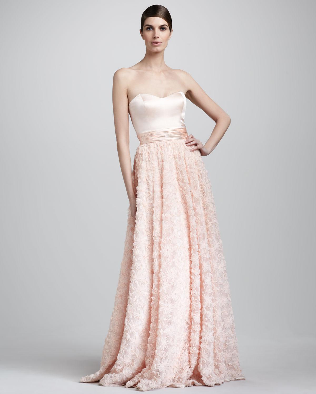 Fantastisch Aidan Mattox Prom Kleider Fotos - Brautkleider Ideen ...